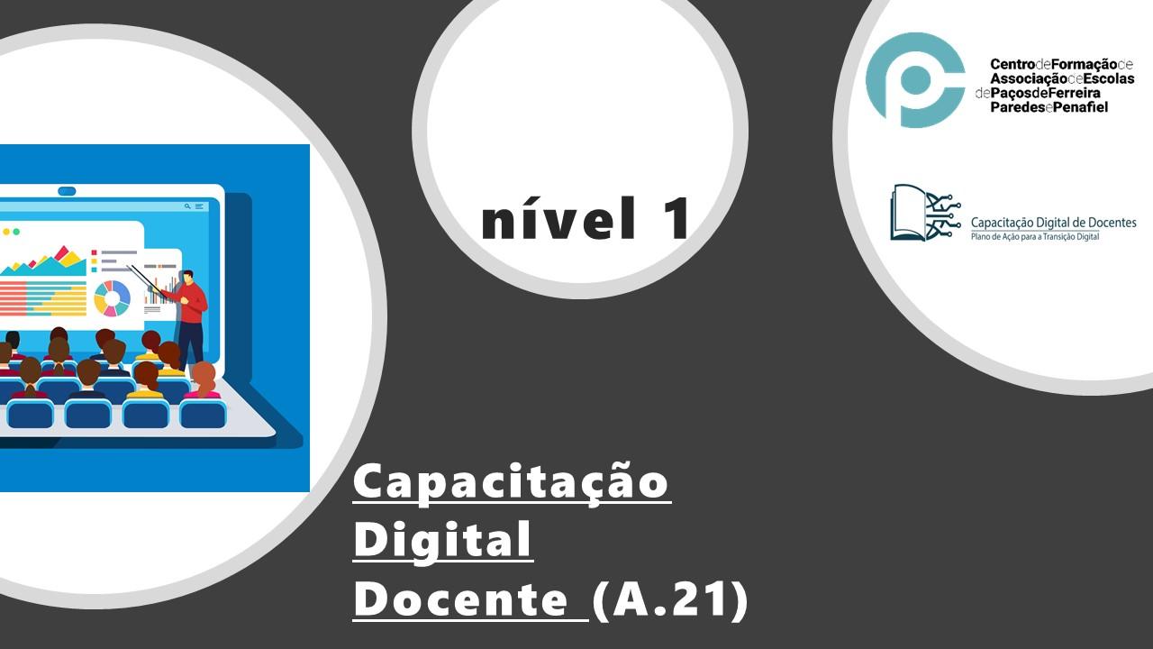 Capacitação Digital Docentes_nível 1